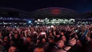 360° Lana Del Rey Concert - Summertime Sadness - Moscow, Russia
