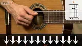 Não Chore Mais (No Woman No Cry) - Gilberto Gil (aula de violão simplificada)