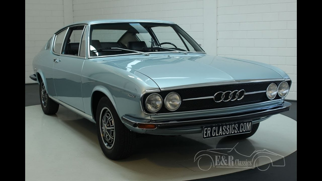 Garage Audi Lille Audi 100 S Coupe 1973 Video Erclassics