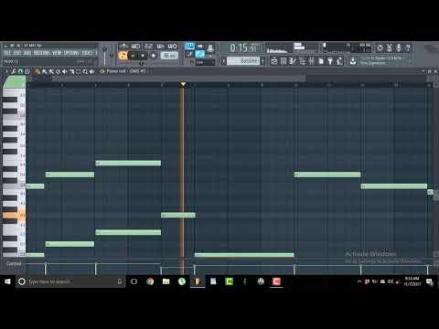 Stranger Things Theme (Remake) - (FLP Included)