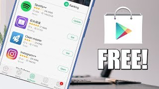 5 Best Android App Store Alternatives To Get The Whole Play Store FREE 2017