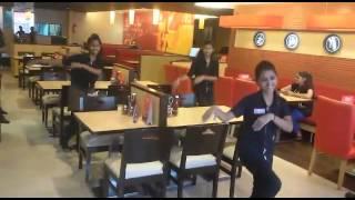 Wonderful Dance by Pizzahut Lajpat Nagar team