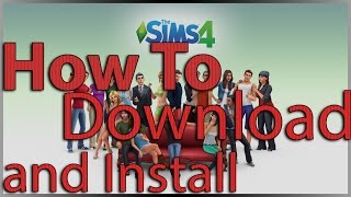 How To Download And Install SIMS 4 Digital Edition Skidrow  With Proof !!