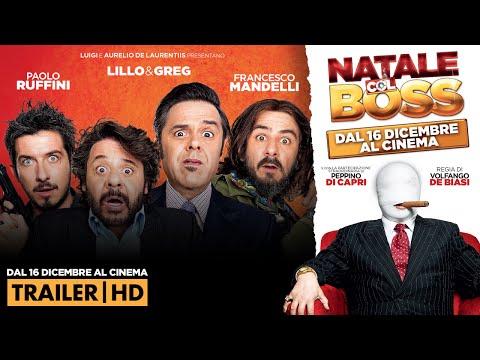 NATALE COL BOSS - Trailer HD | Filmauro