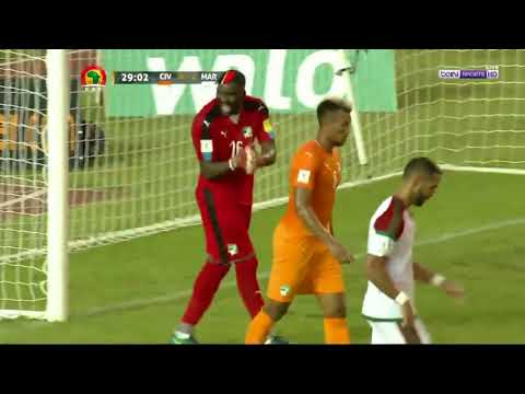 Ivory Coast vs morocco 0-2 All Goals & highlights ( World Cup qualification)11-11-2017 HD