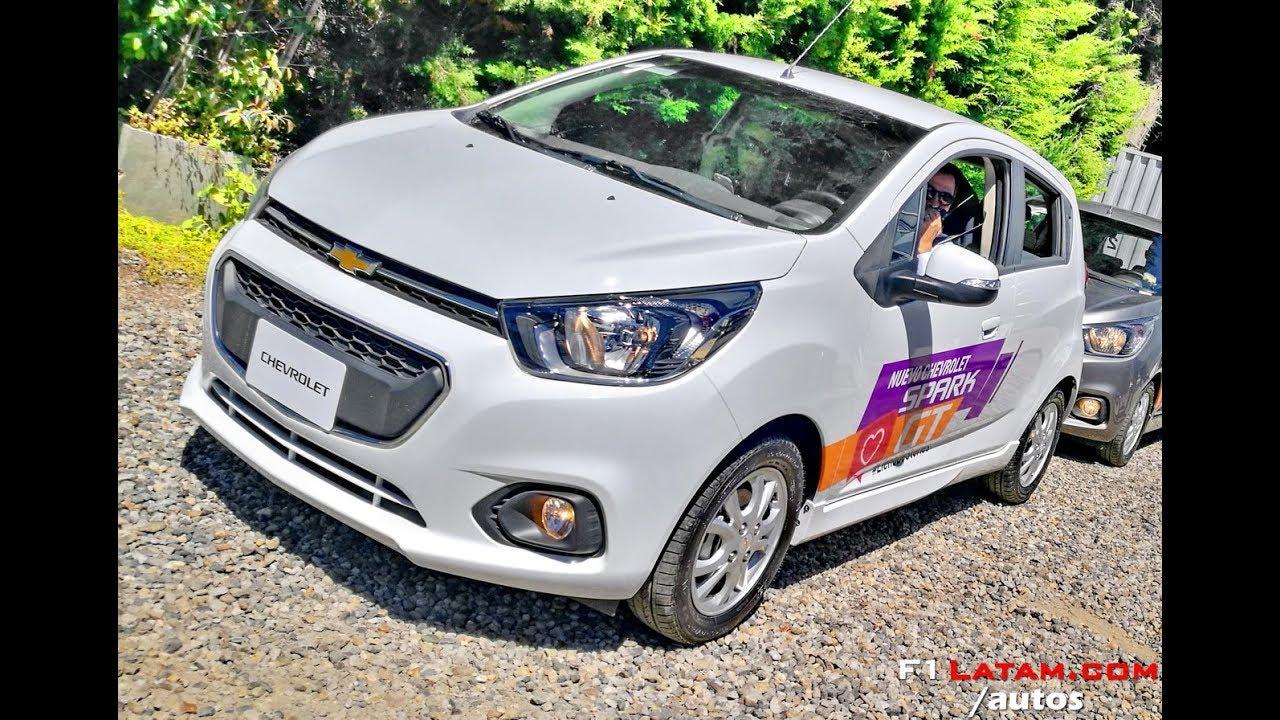 Nuevo Chevrolet Spark Gt 2019 En Colombia Lanzamiento Y