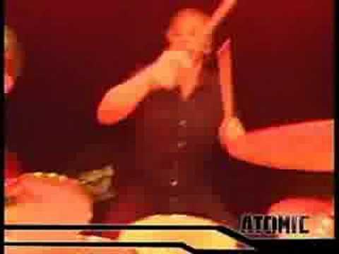 """ATOMIC"" - Live band"