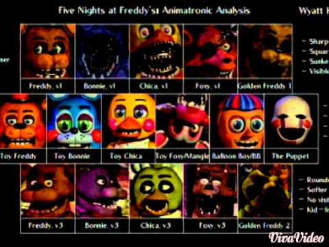 Картинки five  night  at  freddys  2