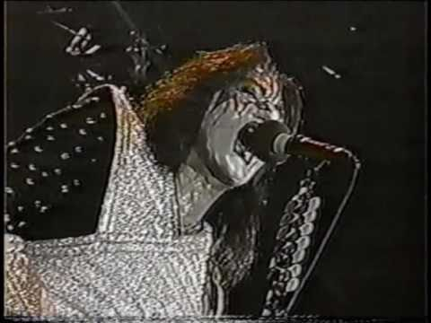 KISS - Shock Me with Ed Kanon - Columbus 1997 - Lost Cities Tour
