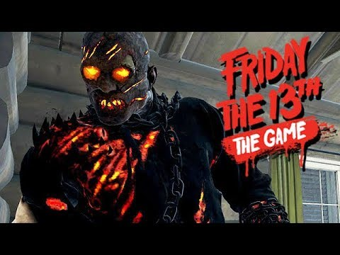 Friday The 13th The Game Gameplay German - Raudies Vs. Jason
