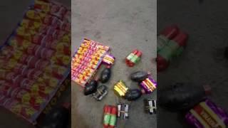 """""""المواطن"""" ترصد بالفيديو والصور.. الصاروخ و قنابل ابن لادن في أسواق جازان دون رقابة"""