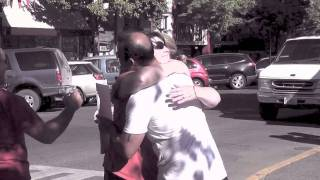 FREE HUGS Ashland Oregon Pt1
