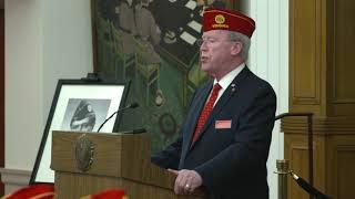 National Commander Remarks to Spring 2019 Legion NEC