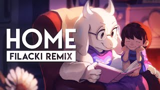 Toby Fox - Home (Filacki Remix) [Undertale OST]