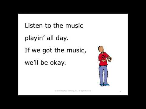 Gotta Have The Music - MusicK8.com Page Turner from YouTube · Duration:  2 minutes 28 seconds