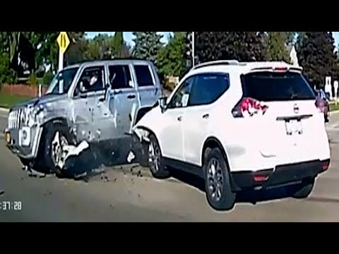 🇺🇸 AMERICAN CAR CRASH / INSTANT KARMA COMPILATION #162