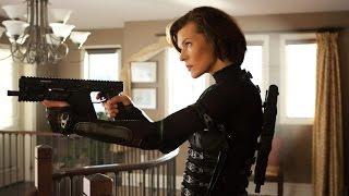 'Resident Evil 6: O Capítulo Final - Trailer #2 HD [Milla Jovovich]