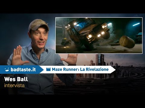 Maze Runner: The Death Cure  Wes Ball on easter eggs,  commentary