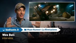 Maze Runner: The Death Cure | Wes Ball On Easter Eggs, Scene Commentary
