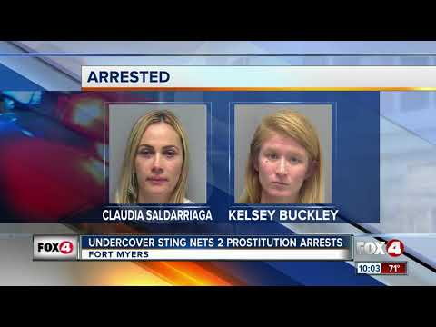 Two Busted in Undercover Prostitution Operation