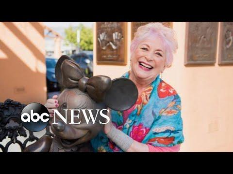 Gaby Calderon - Muere la Voz Oficial de Minnie Mouse