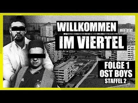 WILLKOMMEN IM VIERTEL | 1. FOLGE | STAFFEL 2 | OST BOYS