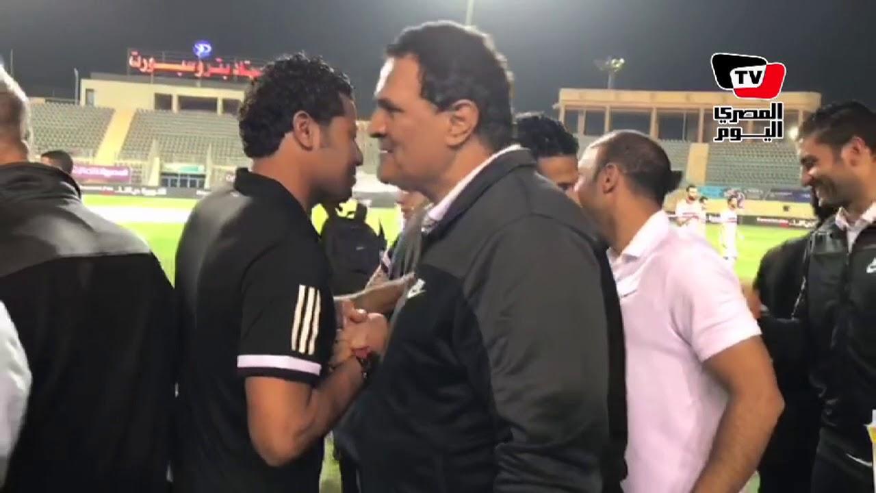 المصري اليوم:جهاز المقاولين يتوجه لتحية خالد جلال في أول قيادة فنية له مع الزمالك