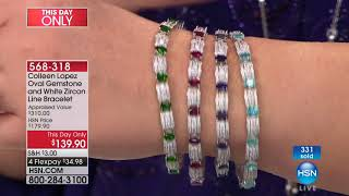 HSN | Colleen Lopez Gemstone Jewelry 10.17.2017 - 08 PM