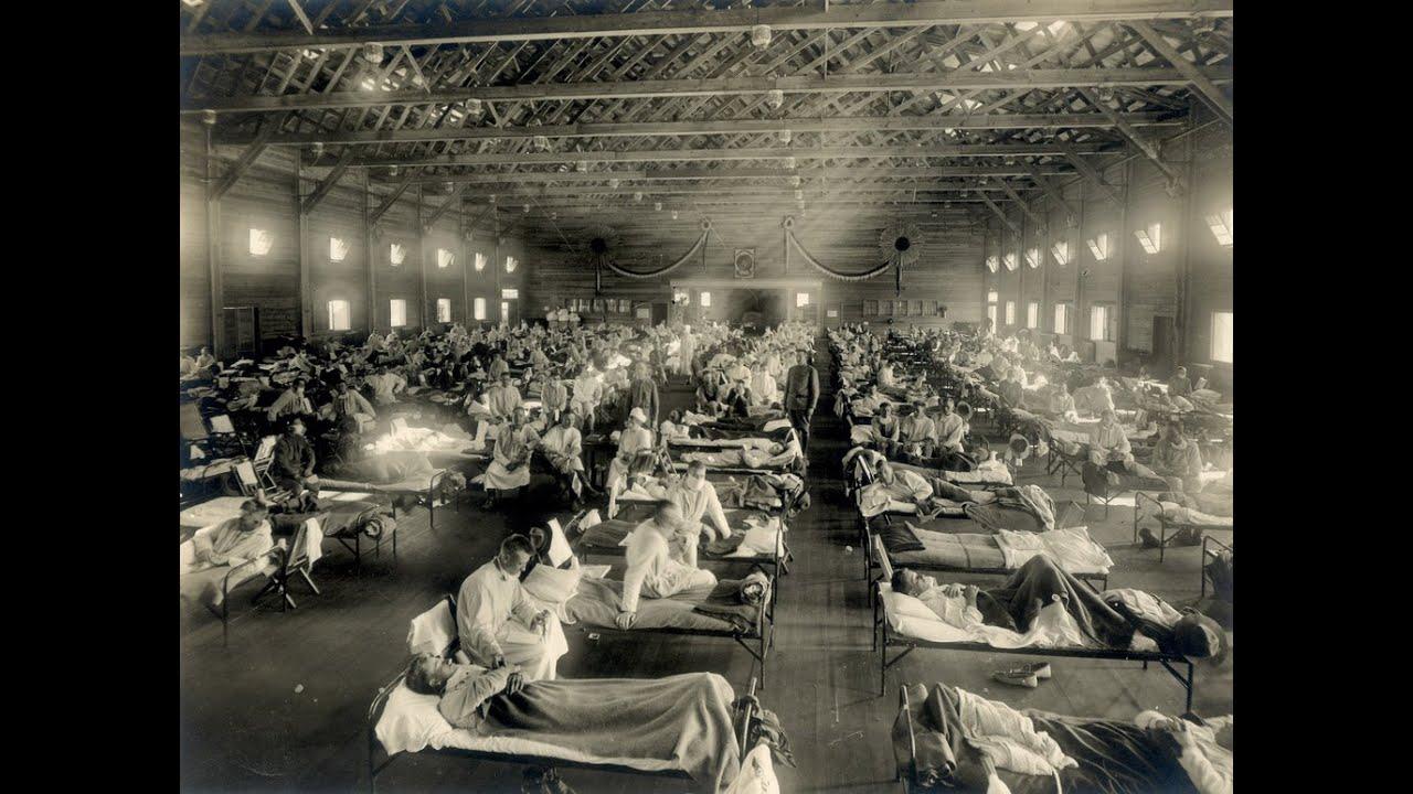 Episode 2: 1918 Flu Pandemic in S.C. | History in a Nutshell