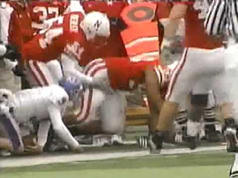 Nebraska Football 2008