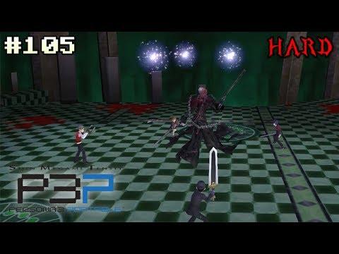 Ratunku... | Persona 3 Portable [HARD] #105