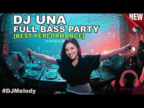 DJ UNA PALING TOP BREAKBEAT 2018 FULL BASS MUSIKNYA NENDANG BOSSKU ENJOY PARTY (MASUK PAK EKO)