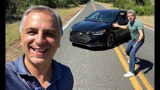 2019 Hyundai Veloster EL LADO SALVAJE Vlog 127 смотреть
