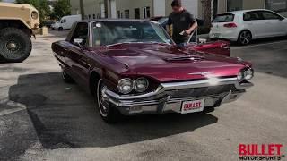"1965 Ford Thunderbird ""Landau Edition"" [HD] - Bullet Motorsports Inc."