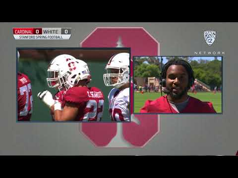Stanford football's Bryce Love previews expectations on The Farm for 2018: 'We have a lot more to...
