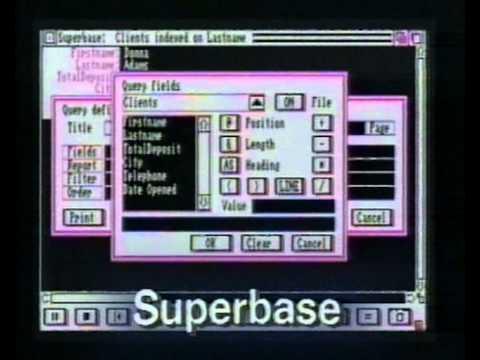 Amiga Commodore - The Movie (VHS Rip) (1987)