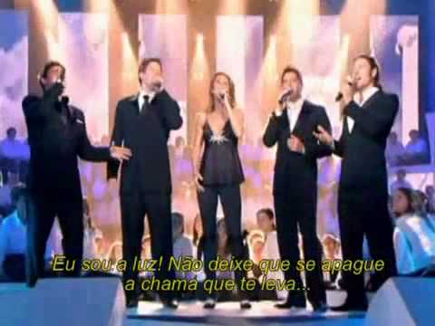 I believe il divo celine dion legenda pt br youtube - Il divo and celine dion ...
