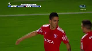 GOL: Independiente 1-0 Atlético Tucumán