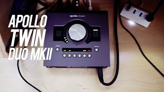 From Apogee Duet to Universal Audio Apollo Twin MKII UAD