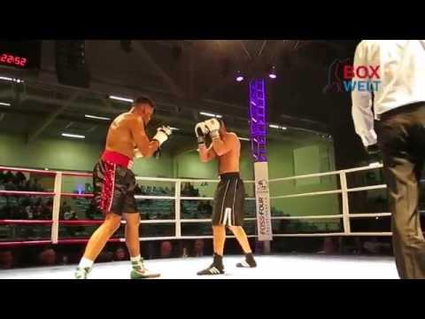 Steven Vincent vs Branislav Plavsk