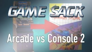 Game | Game Sack Arcade vs Console 2 | Game Sack Arcade vs Console 2