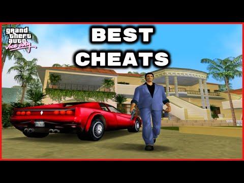 Gta Vice City Cheats| BEST ONES