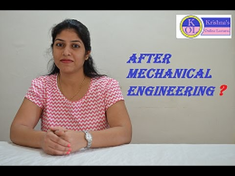 AFTER MECHANICAL ENGINEERING