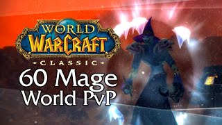 WoW Classic Mage PvP Montage pt 1
