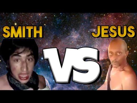 Felipe Smith VS Seu Pai (Jesus)