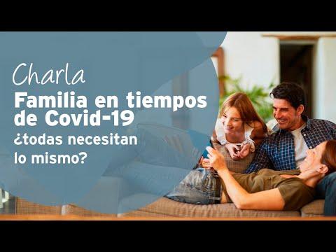 Familia en tiempos de Covid-19, ¿Todas necesitan lo mismo? - Clínica Alemana
