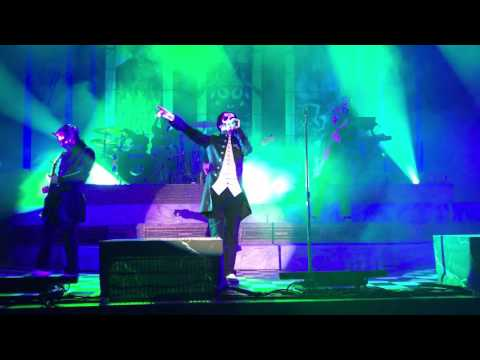 If You Have Ghosts Live by Ghost, Lubbock Tx. Live at City Bank Coliseum 10/27/16