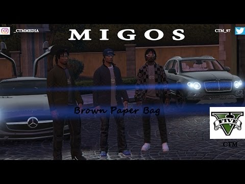 Migos - Brown Paper Bag(Music Video)