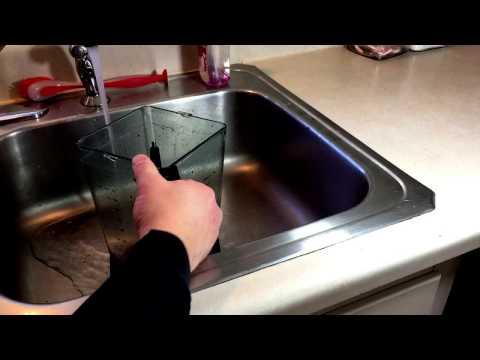 Don't Get Cut Cleaning Your Ninja Blender - Blade Warning