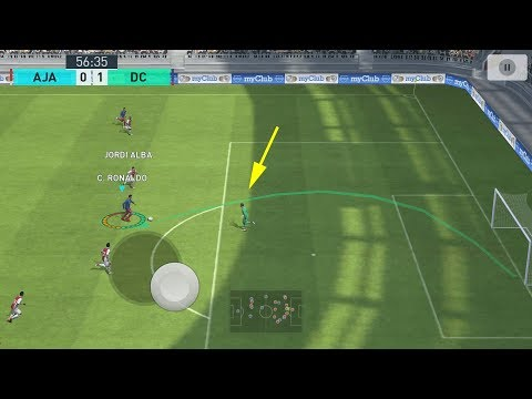 Pes 2018 Pro Evolution Soccer Android Gameplay #25
